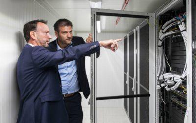 Vernieuwing ICT-infrastructuur grote zuivelfabrikant